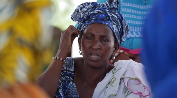 Senegal Gender parity law